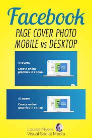 Ingenious Facebook Cover Photo Mobile Desktop Template 2019