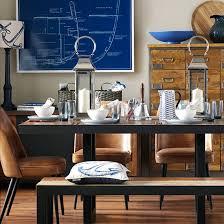 nautical bedroom decor. nautical dining room with laminate flooring and dark-wood furniture bedroom decor