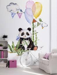 WonderWall Cute Panda Wallpaper