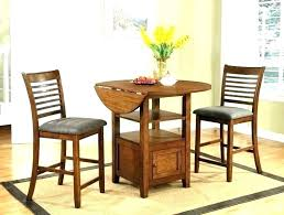 black 3 piece dining set small counter height dining set 3 piece sets table round black