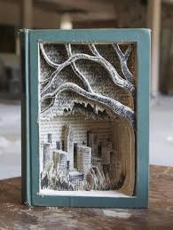 book art carving 765 best old books into art images on of book art carving