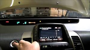 2006 Prius Maintenance Light Reset How To Reset The Maintenance Required Light On An 07 Toyota Prius Lubeudo