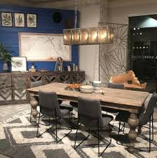 at the winter 2019 las vegas market classic home makes a point of displaying inspirational rooms that incorporate its furniture and area rugs