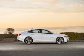 2018 Chevrolet Malibu (Chevy) Gas Mileage - The Car Connection