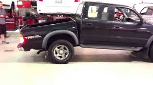 Toyota Tacoma frame rust campaign recall. Worst case scenario ...