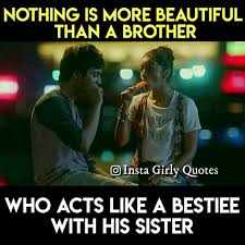 Fresh Brother And Sister Relationship Quotes With Images Mesgulsinyali