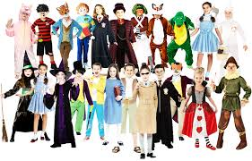 sentinel story character kids fancy dress world book day week boys s childs costume