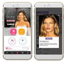 the suite of looks curated by glamour are available on youcam makeup the number one virtual beauty app featuring best in cl recognition