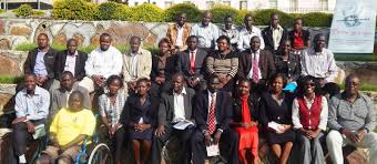 Kenyan Cabinet Secretaries Events Kenya Climate Change Working Group