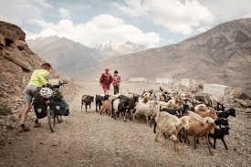 Afbeeldingsresultaat voor fietsreis tadzjikistan