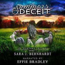 Summers' Deceit by Sara J. Bernhardt | Audiobook | Audible.com