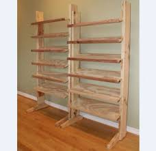 diy project build a homemade shoe rack
