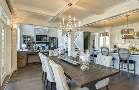 elegant rustic furniture. Elegant Rustic Dining Rooms Chic Tables With Regard To Furniture E