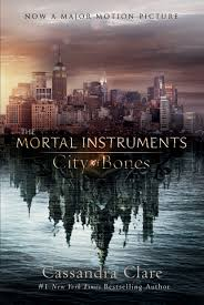 Book and Film review  The Mortal Instruments  City of Bones     Cassandra Clare