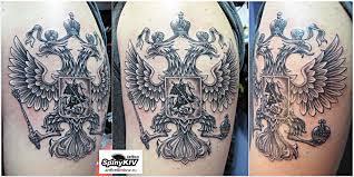 православный татуировки реализм