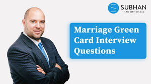 Green Card Office 101 Marriage Green Card Interview Questions And Tips What