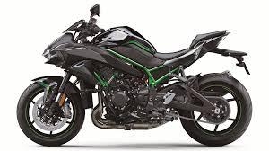 kawasaki s new z h2 bike comes
