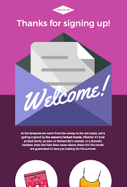 welcome email template 45 engaging email newsletter templates design tips examples for