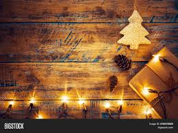 Light Tree Ppt Christmas Lights Powerpoint Background Zohre