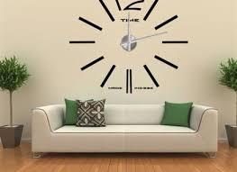 Small Picture Designer Large Wall Clocks Home Interior Design