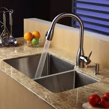 Sinks Stunning Lowes Kitchen Sinks And Faucets Loweskitchen Kitchen Sink Built In Soap Dispenser