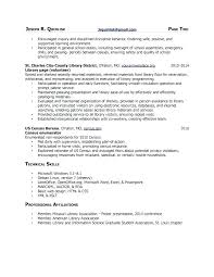 Sample Medical School Resume Unique Sample Medical Librarian Resume Pohlazeniduse