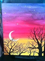 painting ideas canvas easy diy
