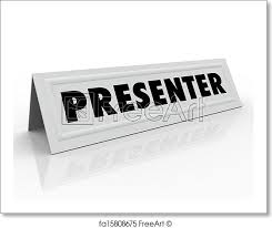 name tent free art print of presenter name tent card guest speaker spot the