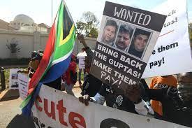 Extradite the Guptas to South Africa ...