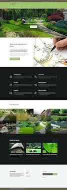 landscaping templates free landscape design website templates free midcentral info