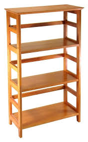 open back bookshelves. Modren Open Open Back Bookshelf In Honey Pine Finish ID 1030 WinsomeWood  Contemporary For Bookshelves R