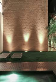 outdoor house lighting ideas. Outdoor Lighting - Side Of Wall Uplighting House Ideas L