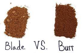 A burr grinder works like a pepper mill in that coffee beans pass through two metal or plastic objects to be ground into pieces. A Good Coffee Grinder Blade Grinders Vs Burr Grinders Beanfruit Coffee Co