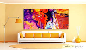 living room wall art abstract colorful painting modern prints lounge australia wonderful furniture ideas clipart furniture