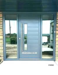 modern exterior front doors contemporary entry doors with sidelights modern exterior front for homes contemporary glass