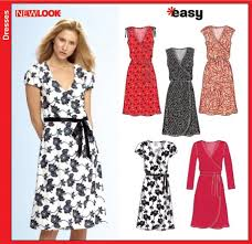 Knit Dress Sewing Pattern