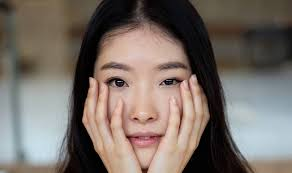 dry skin large pores