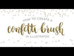 Confetti Brush Photoshop Download How To Create A Confetti Brush In Illustrator