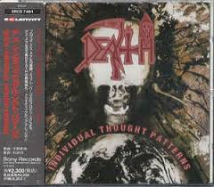 Death Individual Thought Patterns Mesmerizing Death 48 Individual Thought Patterns CD Album At Discogs