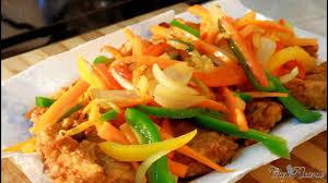 Jamaican Escovitch Fry Fish Recipe ...