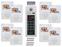 apartment video intercom system bec audio integrated solutions apartment intercom systems
