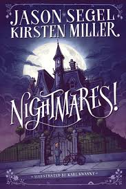 20 nightmares by jason segel kirsten miller series
