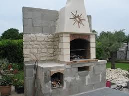 Cuisine Construire Son Barbecue Barbecue Parpaing Brique Barbecue Barbecue Fixe Contre Un Mur