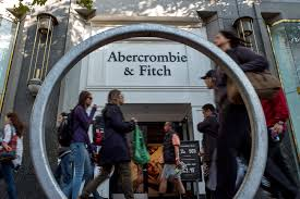 How <b>Abercrombie & Fitch</b> ditched its past to try to bring shoppers back