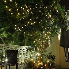 Dây đèn LED dài 5M trang trí ngoài trời dịp lễ tiệc