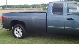 2008 Chevy Silverado Z71 Ext Cab 4x4 (Long Bed) - YouTube
