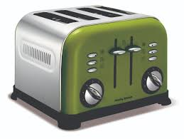 Lime Green Kitchen Appliances This Morphy Richards Oasis Green Toaster Would Match My Kitchen