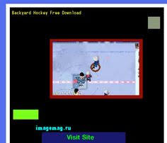 Backyard Games Pc  Home Outdoor DecorationBackyard Hockey Pc Download