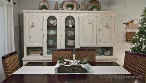 rustic hutch dining room: rustic glam christmas dining room xmasdiningroom rustic glam christmas dining room