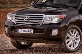 Facelifted 2013 Toyota Land Cruiser 5.7 V8 Announced for the U.S. ...